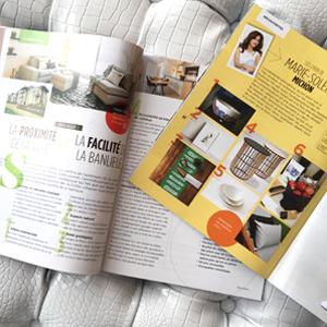 Magazine DevMcgill, printemps 2017, Trucs déco
