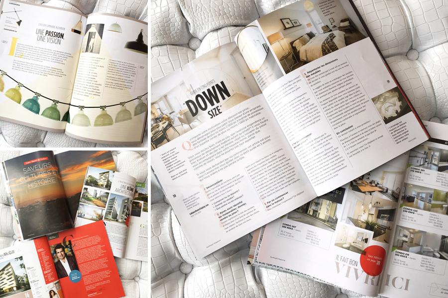 Magazine DevMcgill, printemps 2017, pages intérieures