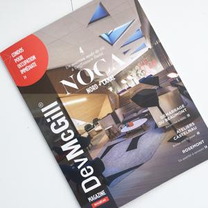 Magazine DevMcgill, été 2017, Down Size