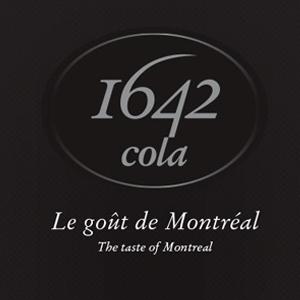 Slogan 1642 Cola