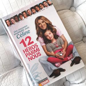 Livres Celine Dion