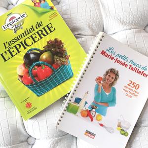 Livres de cuisine 3a