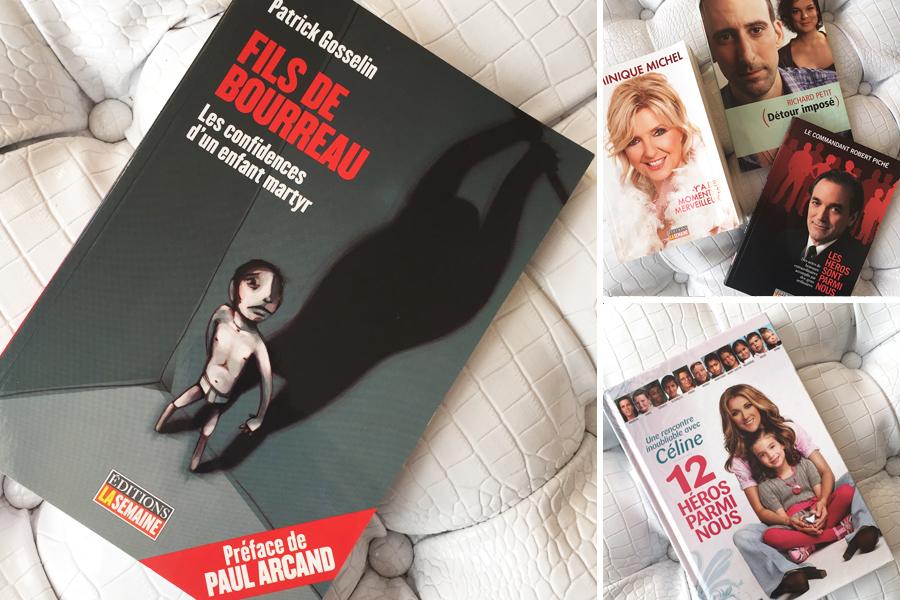 Livres LA SEMAINE série 2