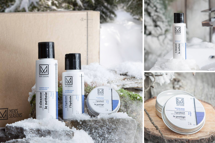 Emballage, photos des produits Men's Seasons 3