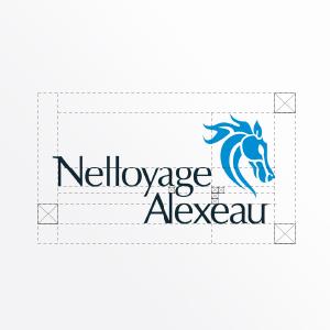 Alexeau, logo