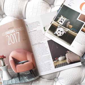 Magazine DevMcgill, printemps 2017, Couleurs tendances
